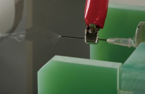 NEU Nanofiber Electrospinning Unit